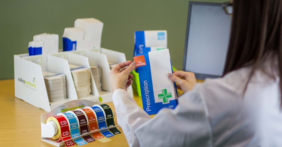 Lifesaving labelling for hospital pharmacists