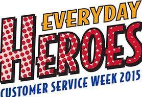 Customer Service Week 2015