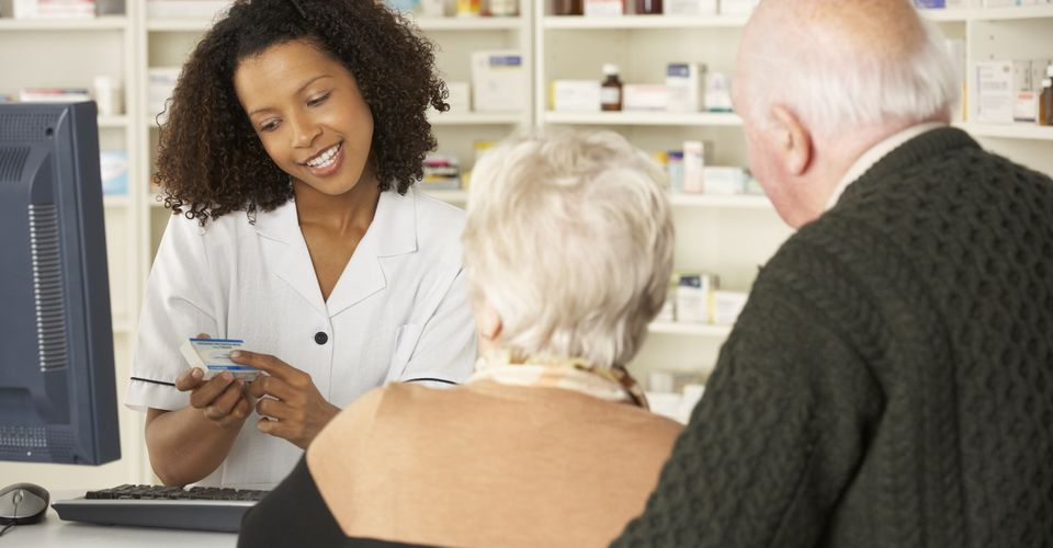 Supporting medication safety for the elderly