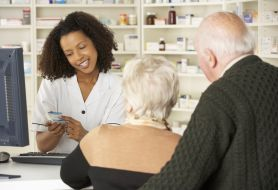 Pharmacists in the care home