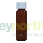 Pharmasafe® Amber Glass Homeopathic Bottles - 10ml