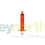 Amber Oral Syringes - 5ml