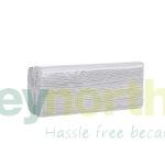 White C-Fold Hand Towel - 1 ply