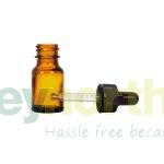 Pharmasafe® Warning Triangle Dropper Bottle - 10ml