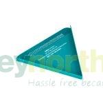 Precision® Plastic Dispensing Triangle