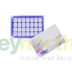 PillMate Disposable Tablet Trays (Weekly Standard)