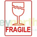 Status® Fragile Labels