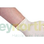 Latex Powdered Gloves - Aurelia® Brand Medium - Pack 100