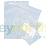 Pro-loc Resealable Plain Bags - 152 x 229mm