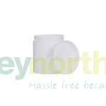 Plastic Ready Capped Ointment Jars 300gm