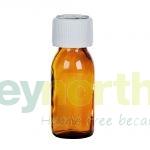 Pharmasafe® Ready Capped Bottles - 60ml