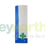 ProPac® NHS Scotland Prescription Bags 90x50x280mm