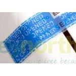 Tamper Evident Labels - Low Residue - Large