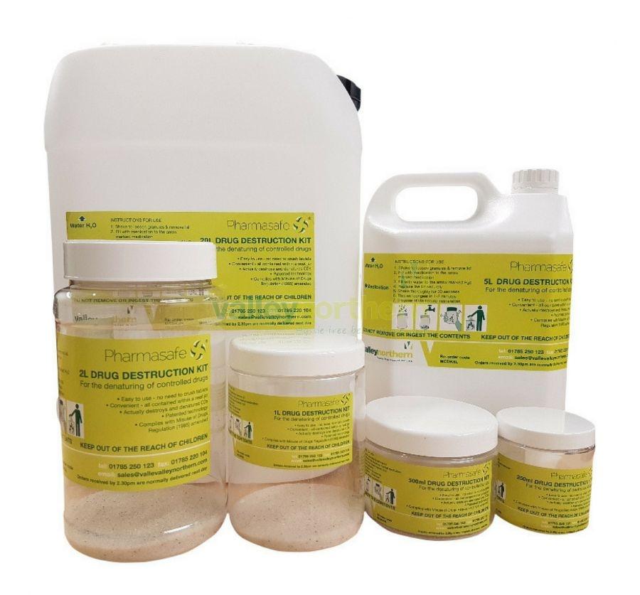 Denaturing Kits | Medicine Disposal | PharmaSafe