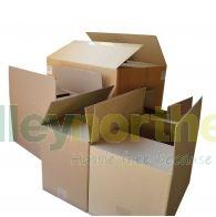Boxes & Bubble Wrap